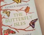 The butterfly isles, som gav Fredrik Sjöberg idén om att se så många dagfjärilar som möjligt på Runmarö.